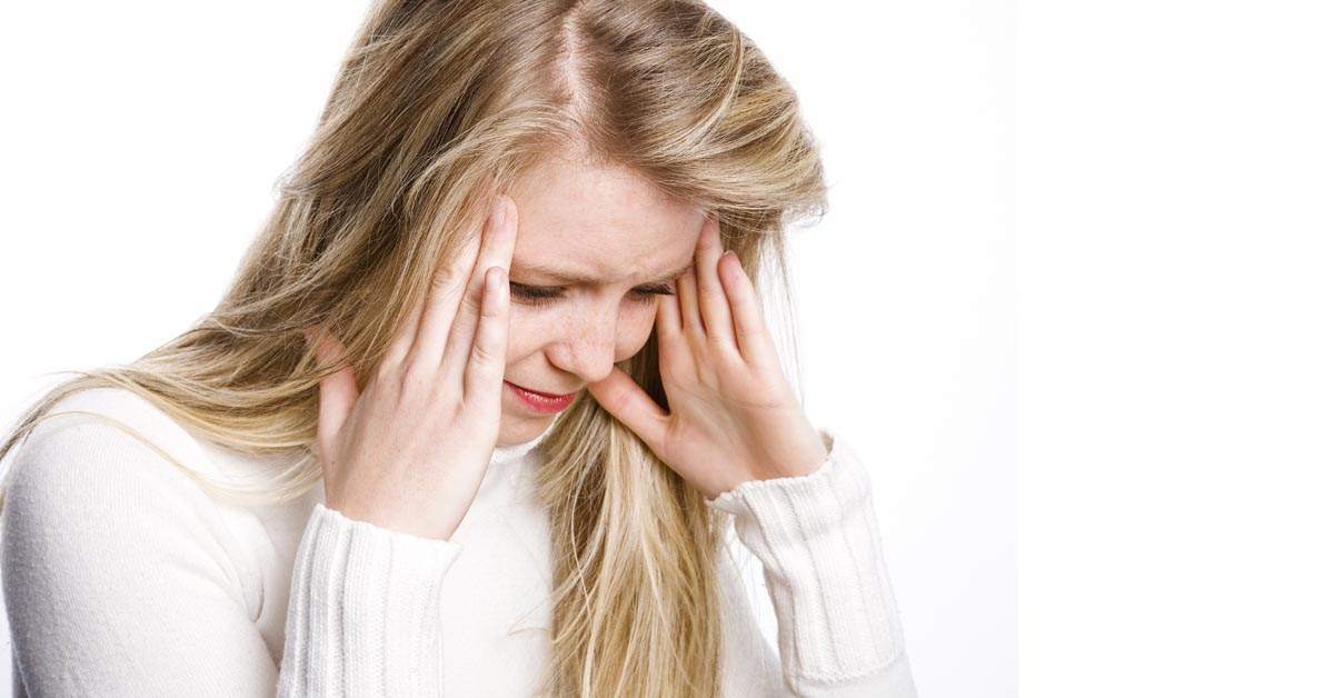 Smyrna, GA natural migraine treatment by Dr. Remond Weinberg